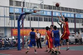 篮球比赛 4