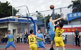 篮球比赛 2016